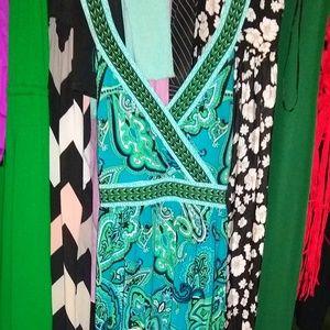 I.N.C Paisley Print Dress